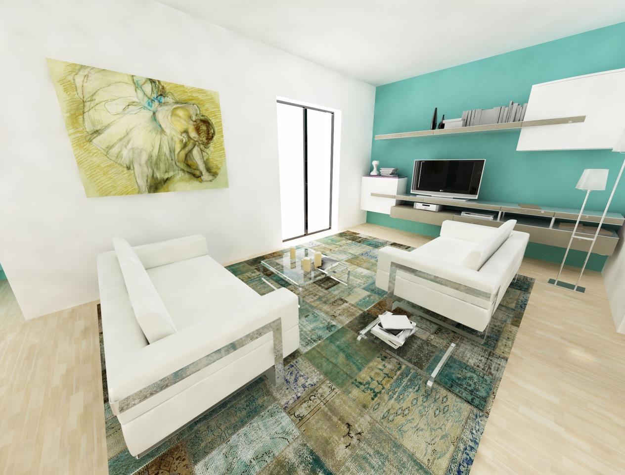 La tua nuova casa home living for Costo della costruzione di una casa con 3 camere da letto